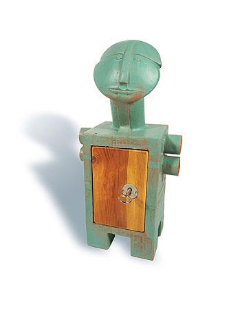 Fred Lange: Ideal, Keramik