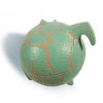 Fred Lange: Pegasus, Keramik