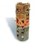 Fred Lange: Turm, Keramik